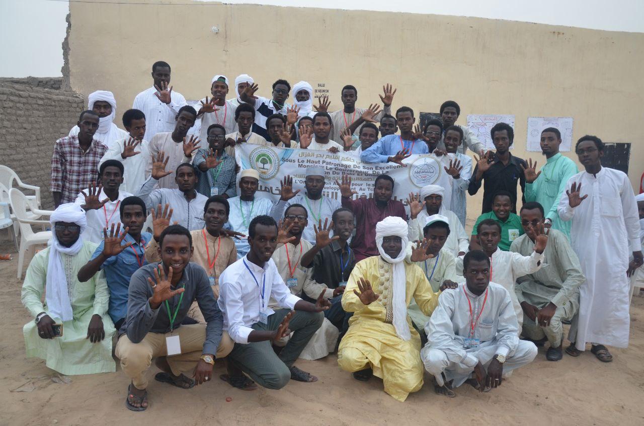 ملتقى بحر الغزال الشبابي الخامس تحت شعار: الشباب قوة فاعلة في بناء الوطن