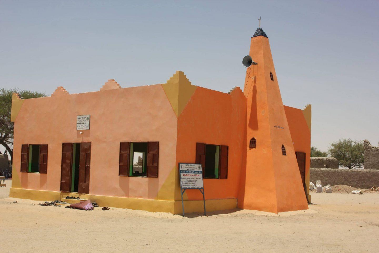 افتتاح مسجد ودود بن إدريس في قرية كرينقا2